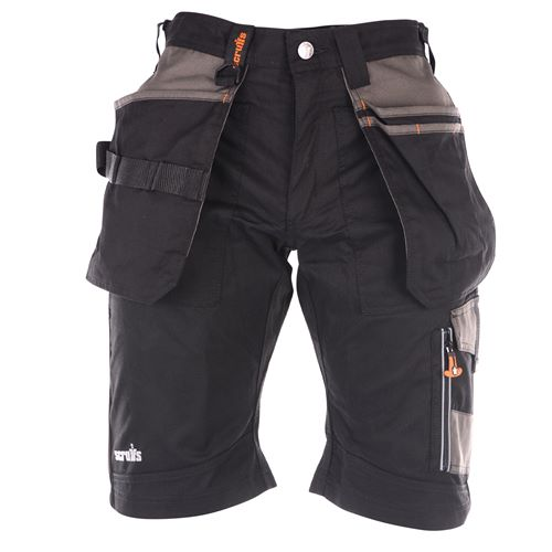 Scruffs T539 Scruffs Trade Shorts - Black