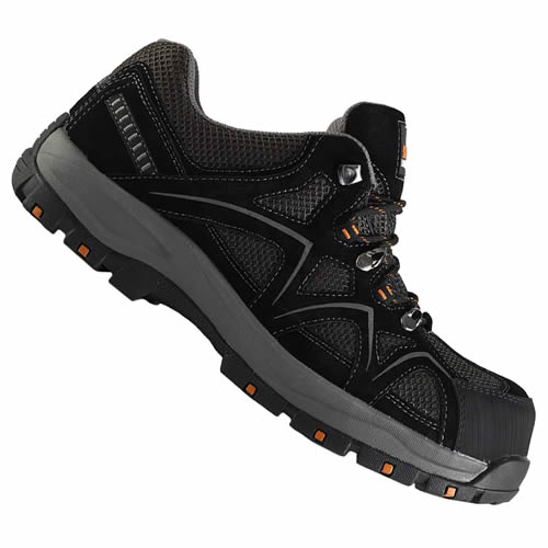 Scruffs TRENT Scruffs Trent Safety Trainers - Black
