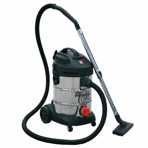 Sealey 30 Litre Industrial Wet & Dry Vacuum Cleaner 240 Volts