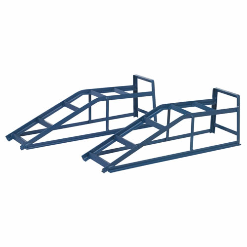 Sealey CAR2000 Sealey Car Ramps - 2 Tonne Capacity Per Pair