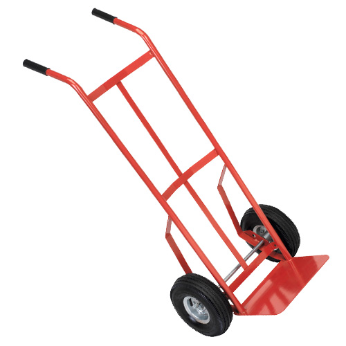 Sealey CST987 Sealey Sack Truck with Pneumatic Tyres 200kg Capacity