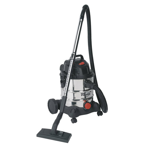 Sealey PC195SD Sealey 20 Litre Wet & Dry Vacuum Cleaner