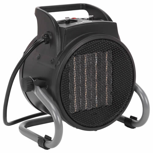 Sealey PEH2001 Industrial Fan Heater 2kW 240v
