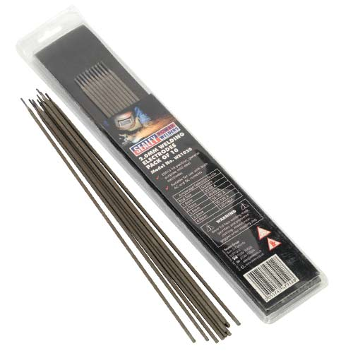 Sealey WE1020 Sealey WE1020 Welding Electrodes 2.0 x 300mm Pack of 10