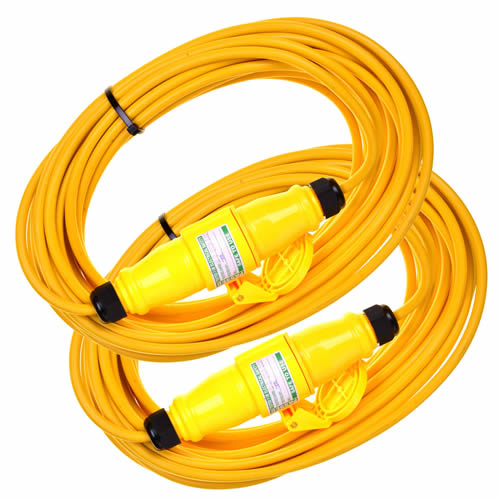 SIT110LEAD14PK2 Extension Lead 14mtr (16Amp 110 Volt)Twinpack