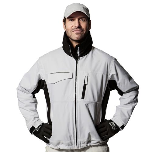Rip-Stop Winter Jacket - Grey