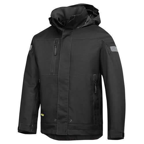 Snickers 1178 Snickers Waterproof Winter Jacket (Black)