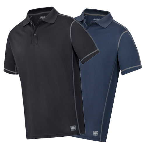 Snickers AVS Polo Shirt Twinpack