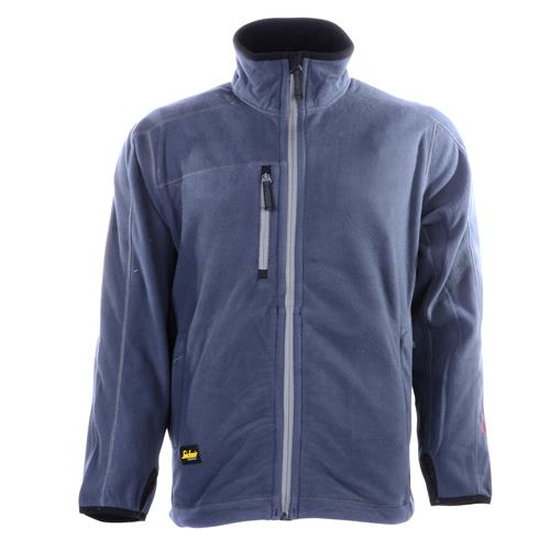Snickers AIS Fleece Jacket (Grey)