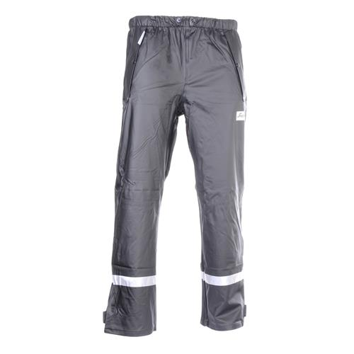 Snickers PU Rain Trousers (Black)