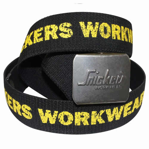 Snickers 9005 Snickers Logo Belt