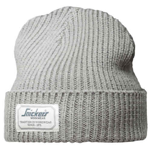 Snickers 90232800 Snickers ALLROUNDWORK Beanie (Grey)