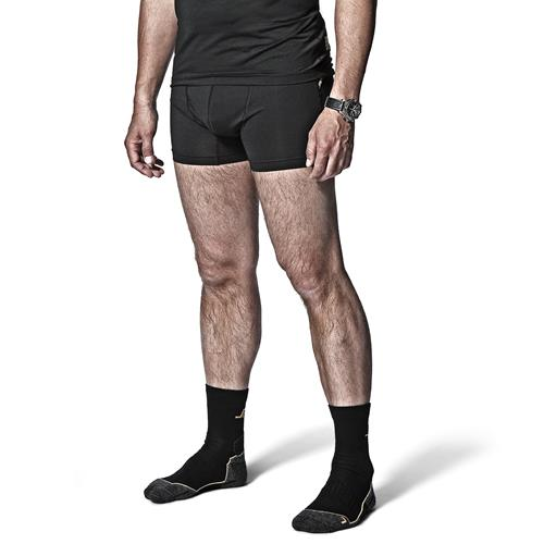 First Layer Briefs (Black) Extra Large (39'' - 44'')