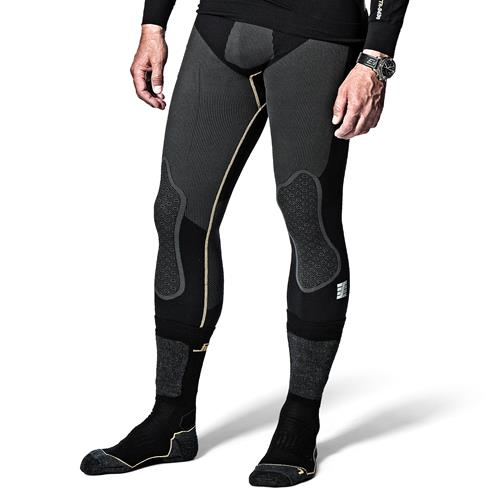 Snickers 94310418 Snickers XTR Body Engineered Long Johns (Black)