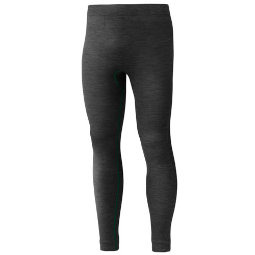 Flexiwork Seamless Wool Leggings - Black