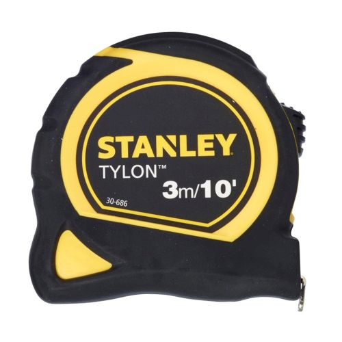 Stanley Tylon Tape Measure 3m/10ft