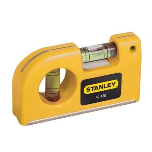 Stanley Magnetic Horizontal/Vertical Pocket Level