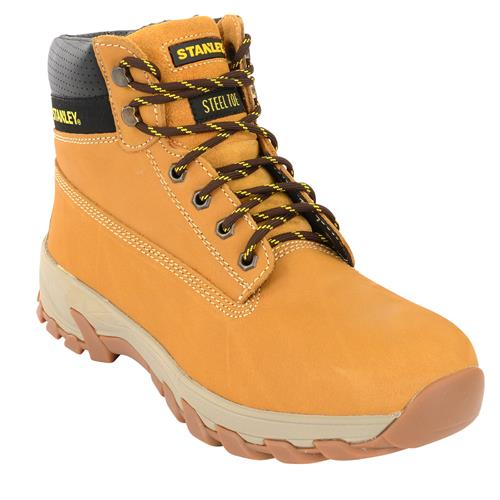 Hartford Safety Boots - Honey