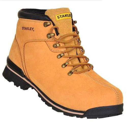 Stanley Boston Safety Boots (Honey)