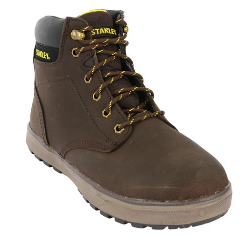 Towson Safety Boots - Brown