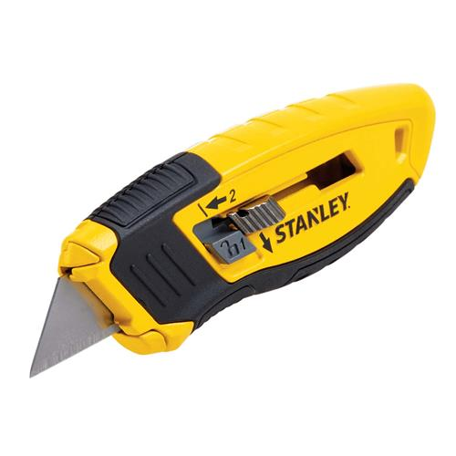 Control-Grip Retractable Utility Knife