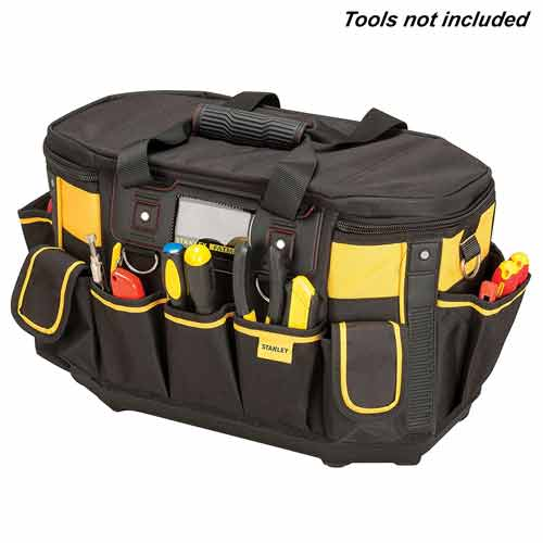 "Stanley 1-70-749 Stanley Fatmax 18"" Rigid Top Tool Bag"