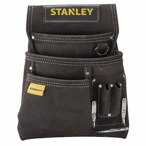 Stanley STST1-80114 Stanley Leather Nail & Hammer Pouch