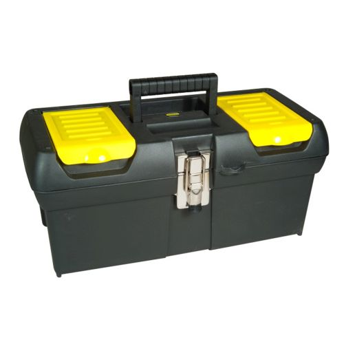 Stanley 1-92-065 16'' Metal Latch Toolbox