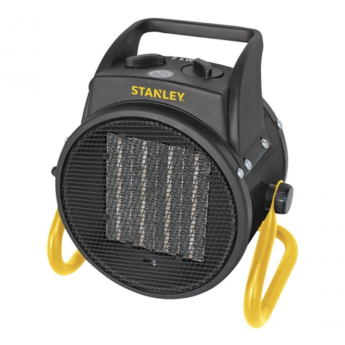 Stanley 240v PTC Electric Fan Heater