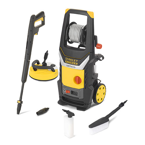 FatMax 140 Bar Pressure Washer 240v