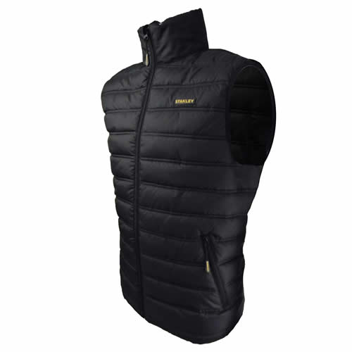Stanley Seattle Padded Gilet - Black