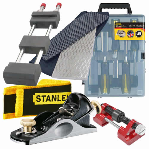 Stanley STAWPACK1 Woodworking Package Deal