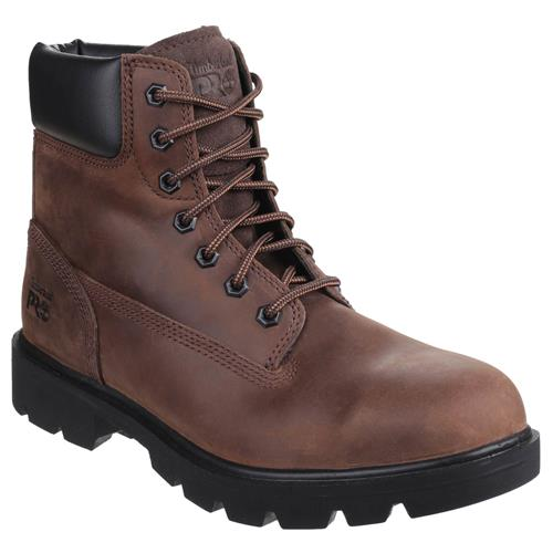 SawHorse Safety Boots - Brown