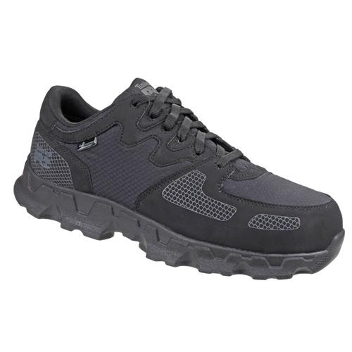 Timberland Pro PowerTrain Ox Safety Shoes (Black)