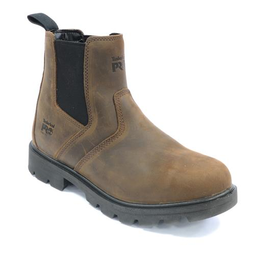 Timberland Pro SawHorse Dealer Safety Boots (Brown) Size 12