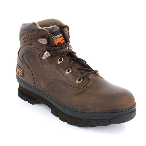Timberland Pro Euro Hiker Safety Boots (Brown)