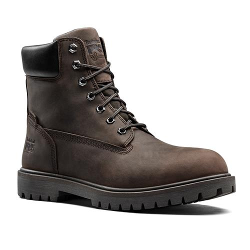 Timberland Pro Iconic Alloy Boot - Brown