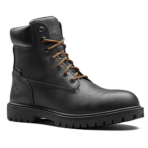Iconic Alloy Boot - Black