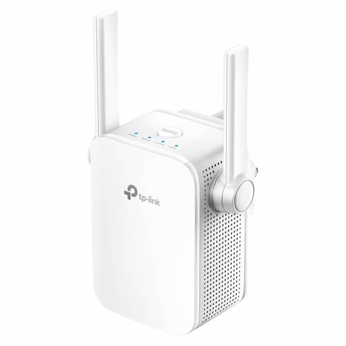 TP-Link RE305 AC1200 Wi-Fi Range Extender with external antennas