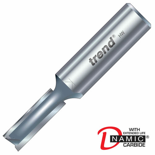 Trend 3/50 Trend PRO TCT Two Flute Straight Cutter (9.5mm)