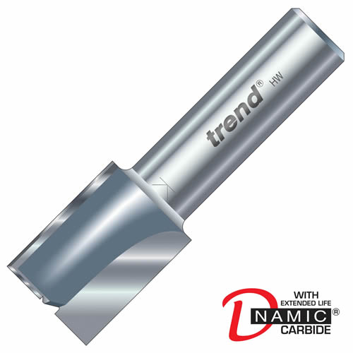Trend 4/70 Trend PRO TCT Two Flute Straight Cutter (25mm)