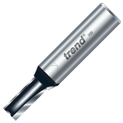 "Trend TR15X1/2TC 12.7mm Trend Straight Cutter (1/2"" Shank) 32mm Flute"