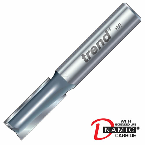 Trend 3/2 Trend PRO TCT Two Flute Straight Cutter (6mm)