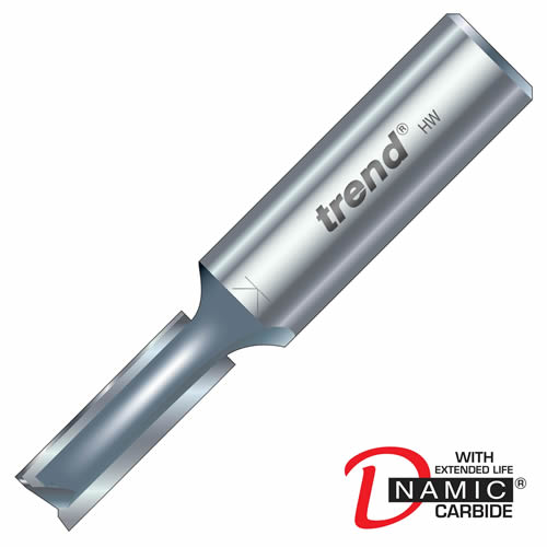 Trend 3/24 Trend PRO TCT Two Flute Straight Cutter (6mm)