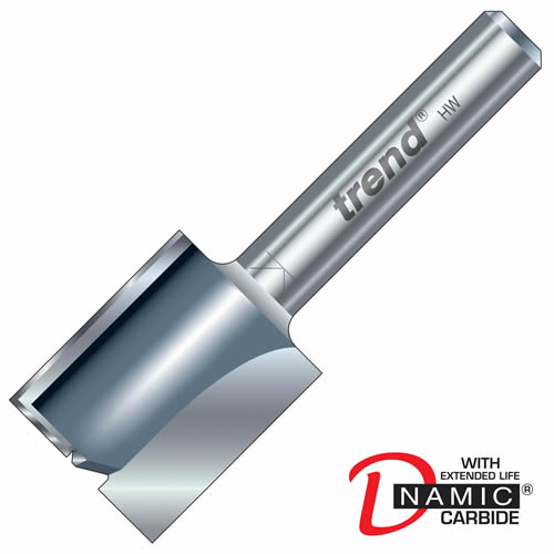 Trend 4/2 Trend PRO TCT Two Flute Straight Cutter (16mm)