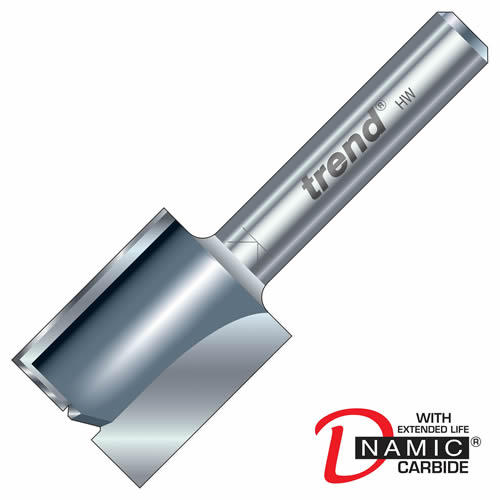 Trend 4/6 Trend PRO TCT Two Flute Straight Cutter (20mm)