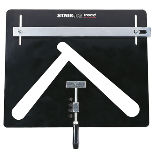 Trend STAIR/A Stair Jig (Closed Riser)