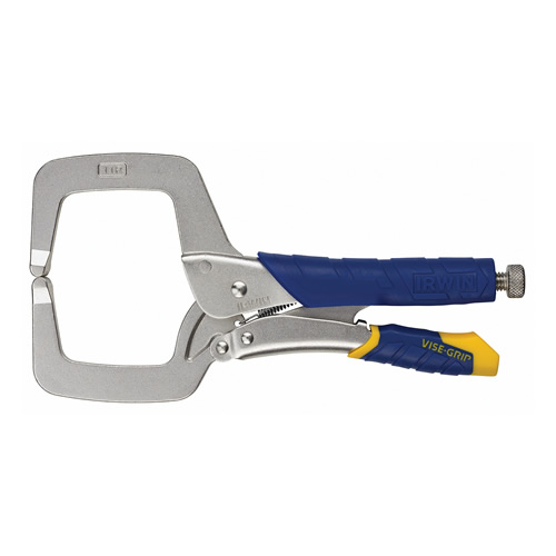Irwin 10507189 IRWIN Vise Grip Fast Release Locking C-Clamp 11R 275mm/11''