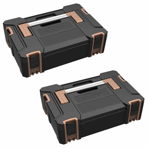 Vaunt 12036 Vaunt Small Stacking Case Twinpack