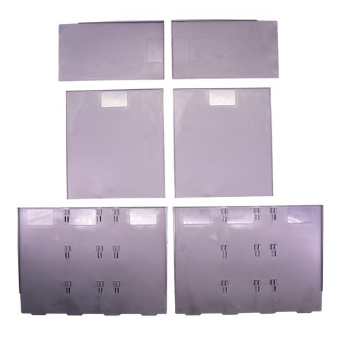 Vaunt 12056 Stacking Case Dividers Large - 6 Pieces